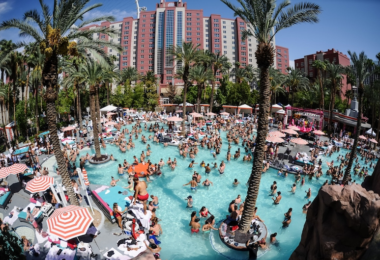 Flamingo Las Vegas - Hotel & Casino, Las Vegas, Outdoor Pool