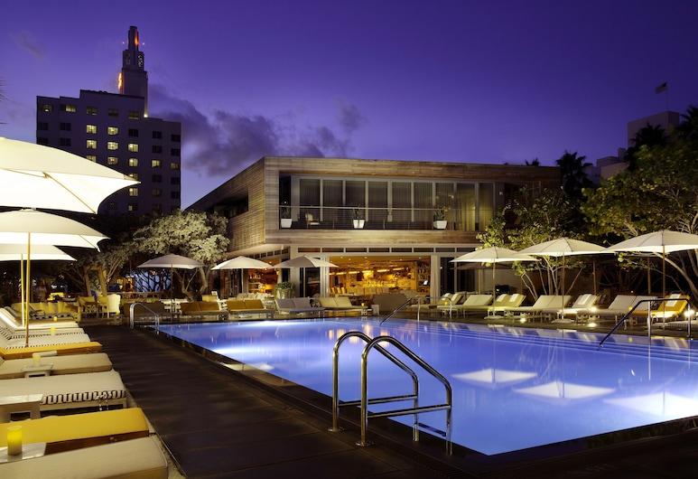 SLS South Beach, Miami Beach, Bar ved poolen