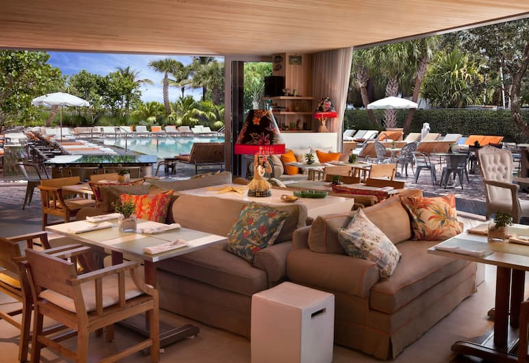 SLS Hotel South Beach, Miami Beach, Terrace/Patio