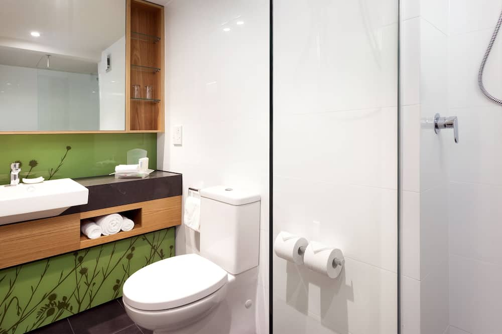 Izba typu Deluxe, nefajčiarska izba - Kúpeľňa