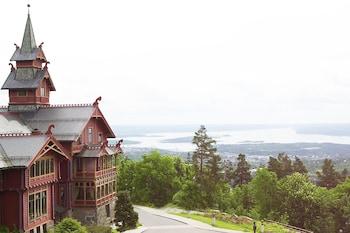 Oslo — zdjęcie hotelu Scandic Holmenkollen Park