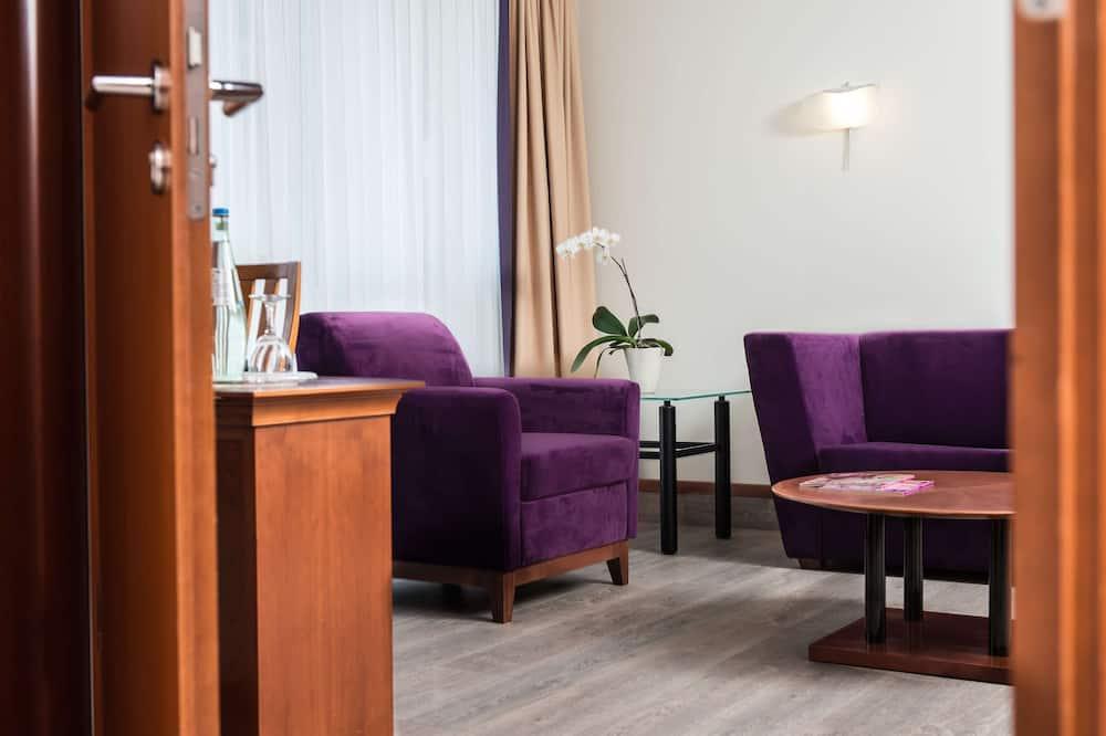 Suite, 1 camera da letto - Area soggiorno