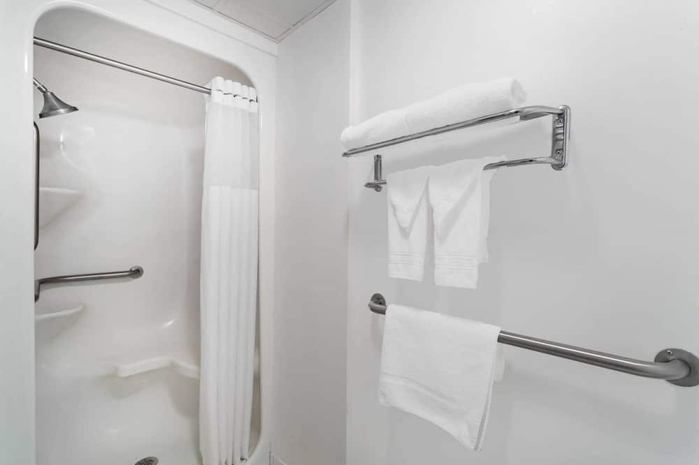 Room, Accessible, Non Smoking - Bathroom Shower