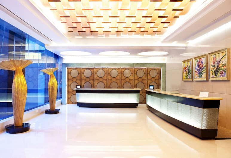 City Garden Hotel, Hong Kong, Lobby