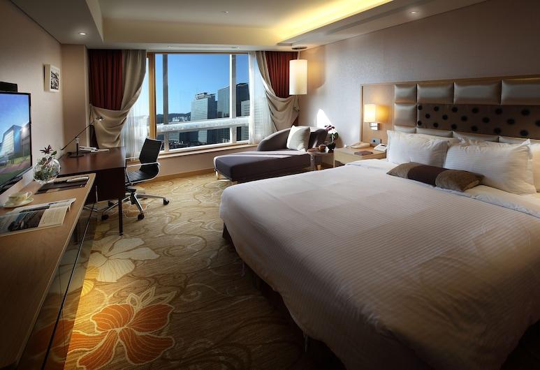 韓國飯店, 首爾, 行政客房, 客房