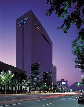 A(z) Koreana Hotel hotel fényképe itt: Szöul