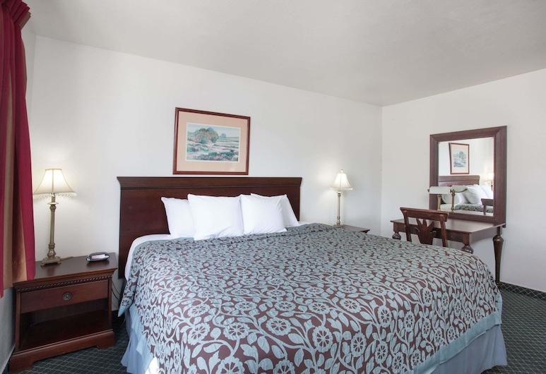 Days Inn by Wyndham Orange Anaheim, אורנג', חדר, מיטת קינג, ללא עישון, חדר אורחים