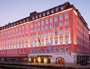 Obrázek hotelu Eden Hotel Wolff ve městě Mnichov