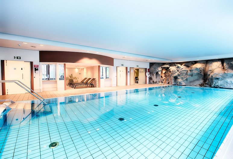 Crowne Plaza Frankfurt Congress Hotel, Frankfurt, Indoor Pool