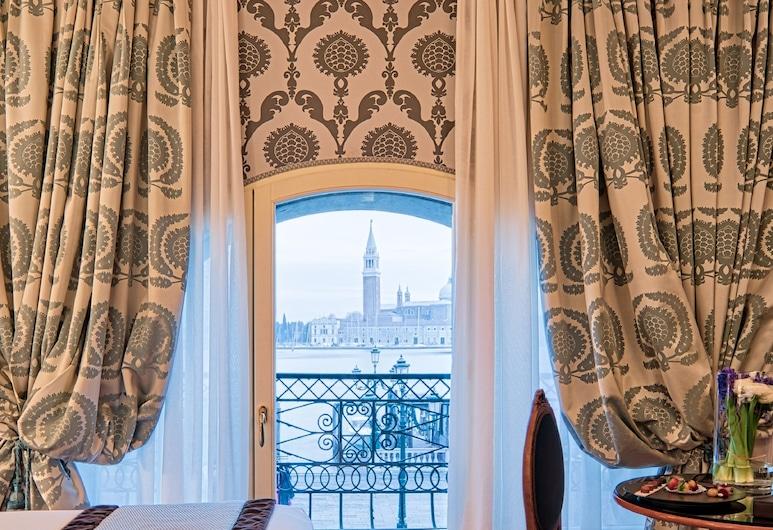 Hotel Londra Palace, Veneetsia, Deluxe tuba, vaade laguunile, Vaade toast