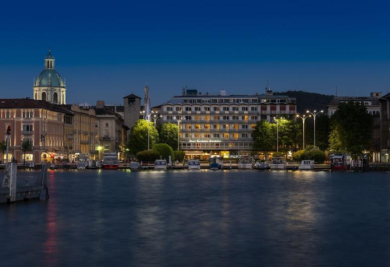 Hotel Barchetta Excelsior, Como, Jachthafen