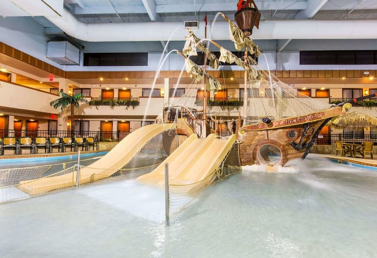 Ramada by Wyndham Sioux Falls Airport-Waterpark & Event Ctr, Sioux Falls, Children's Pool