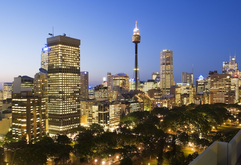Pullman Sydney Hyde Park, Sydney, Superior Room, 1 King Bed, View, Guest Room View