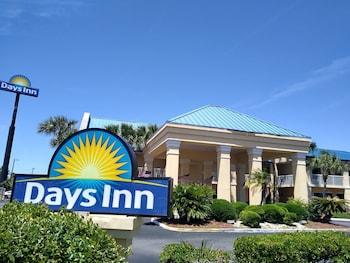 Obrázek hotelu Days Inn by Wyndham Kingsland GA ve městě Kingsland