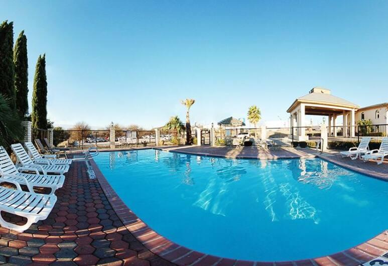Quality Inn Near Medical Center, San Antonio, Açık Yüzme Havuzu