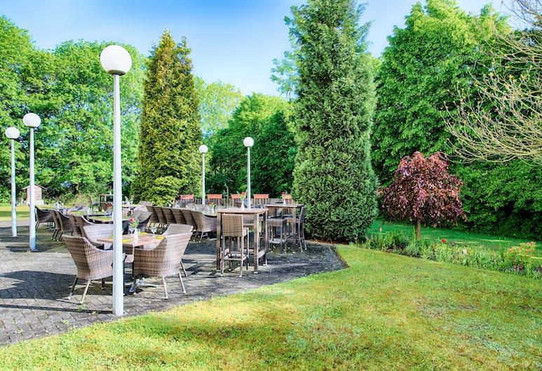 Select Hotel Osnabrück , Osnabriukas, Terasa / vidinis kiemas