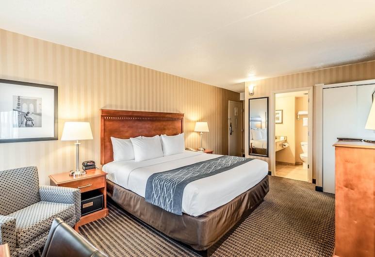 Comfort Inn & Suites, Alexandrie, Standardní pokoj, dvojlůžko (200 cm), nekuřácký, Pokoj