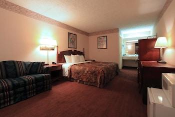Raleigh — zdjęcie hotelu Americas Best Value Inn North Capital
