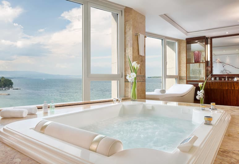 Hotel President Wilson, A Luxury Collection Hotel, Geneva, Genf, Tuba