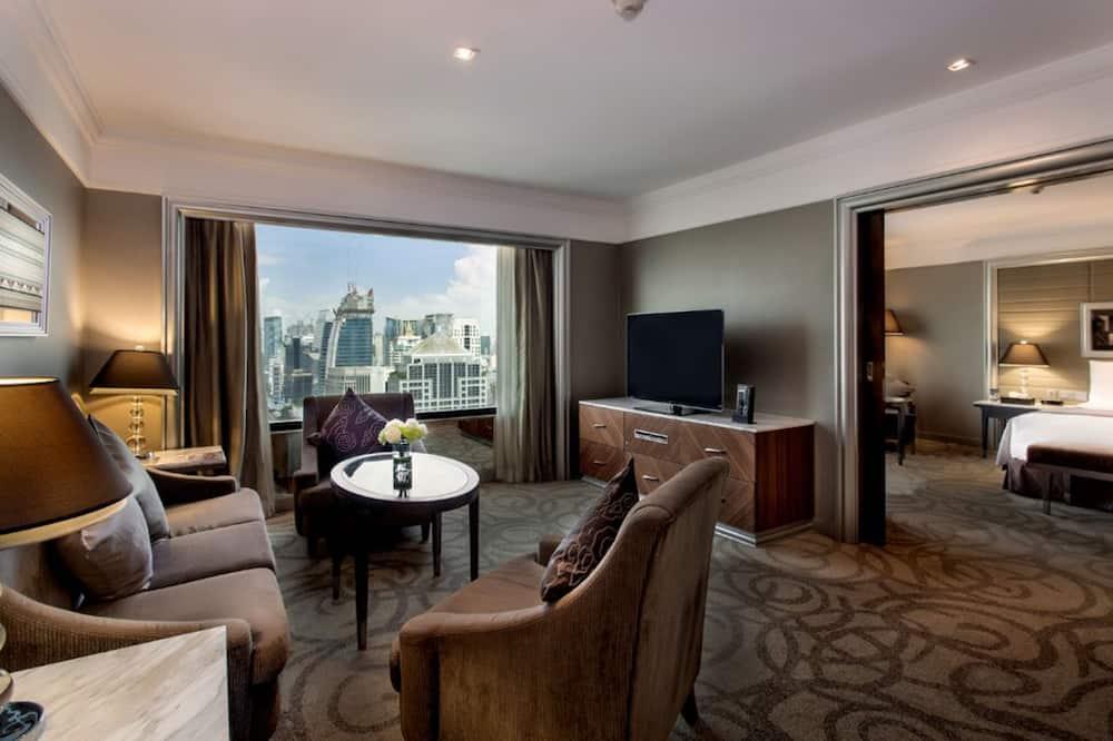 デラックス ルーム シングルベッド 2 台 (Executive) - 部屋