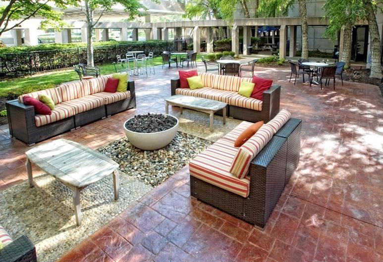 DoubleTree by Hilton Kansas City - Overland Park, Overland Park, Terrass