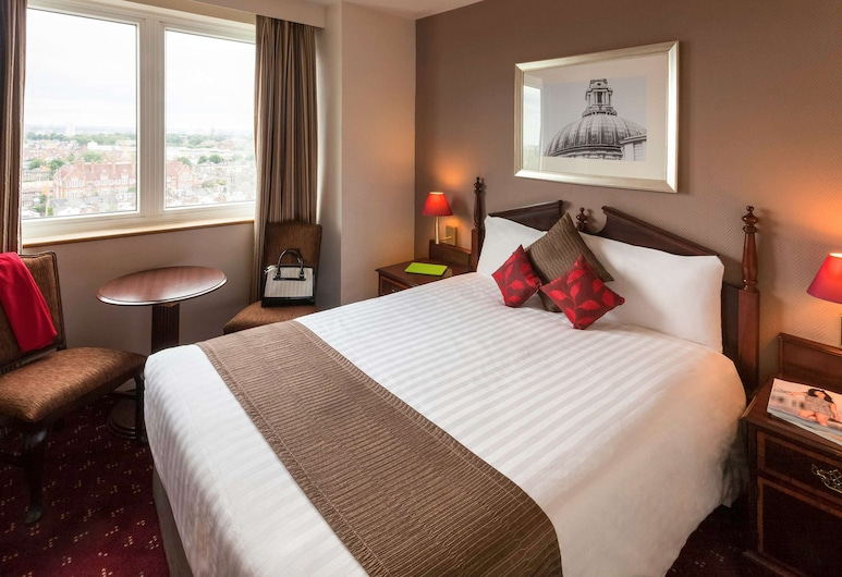 ibis London Earls Court, London, Double Room, 1 Double Bed, Guest Room