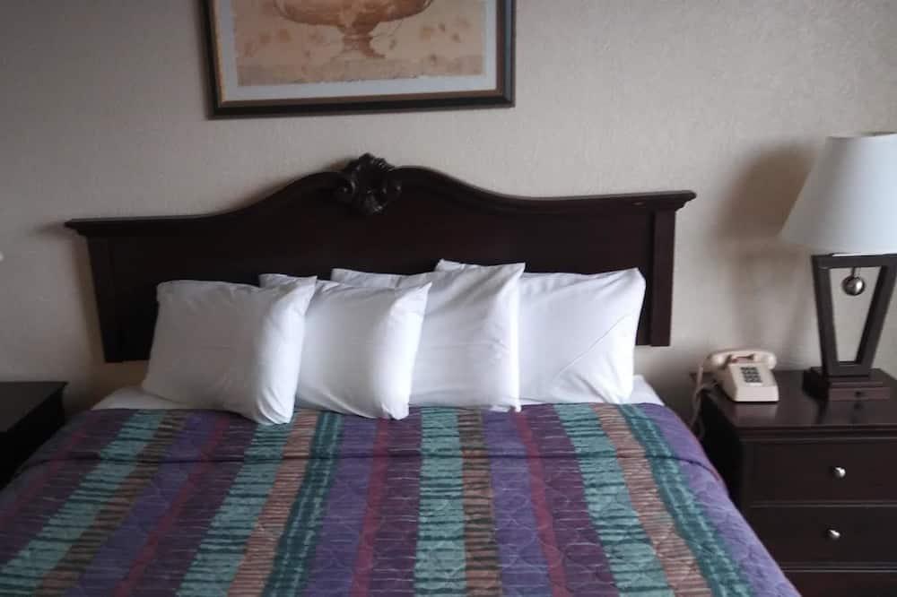 ห้องสแตนดาร์ด, เตียงคิงไซส์ 1 เตียง - ห้องพัก
