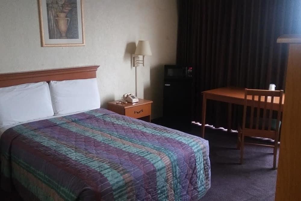 ห้องสแตนดาร์ด, เตียงใหญ่ 2 เตียง - ห้องน้ำ