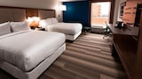 Nuotrauka: Holiday Inn Express Nashville-Downtown, Našvilis