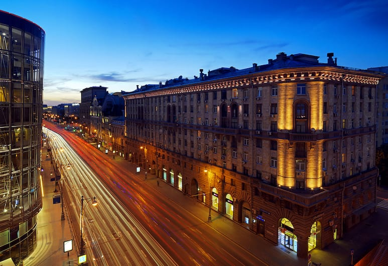 Sheraton Palace Hotel Moscow, Moscow, View from Hotel