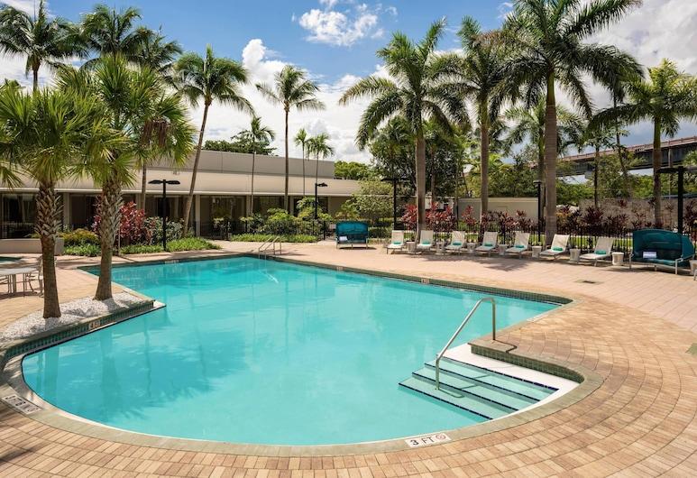 Courtyard by Marriott Miami Airport, Miami, Açık Yüzme Havuzu