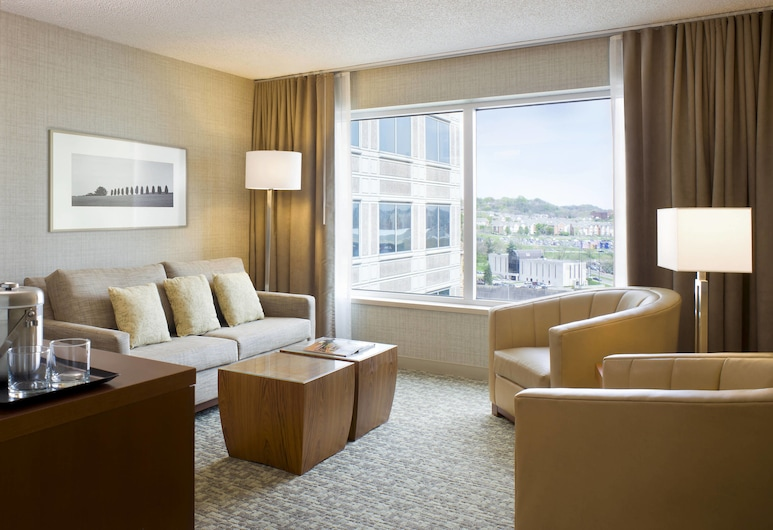 The Westin Pittsburgh, a Marriott Hotel, Pittsburgh, Guest Room