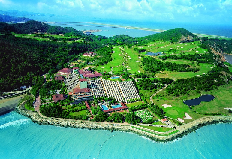 Grand Coloane Resort, Колоане, Вигляд з висоти пташиного польоту