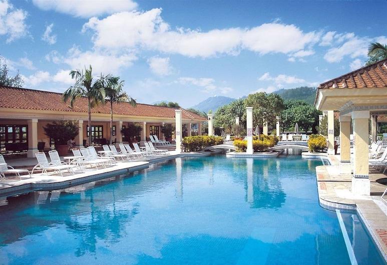 澳門鷺環海天度假酒店, 路環, 室外游泳池