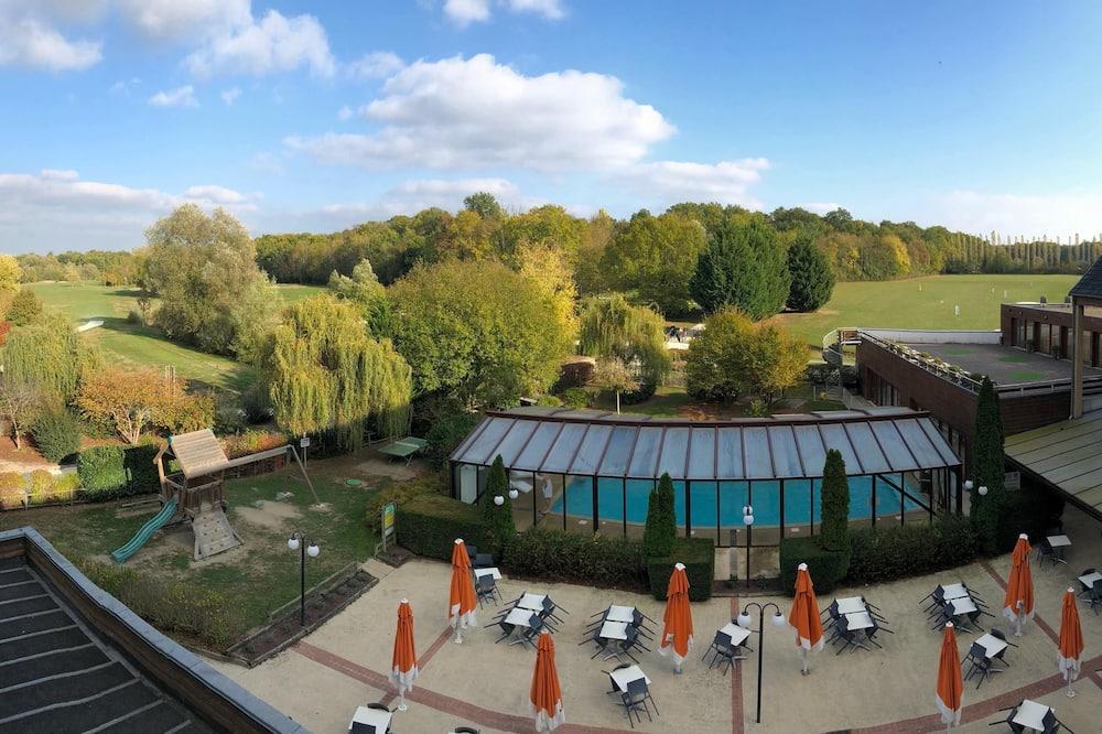Camera - Vista giardino