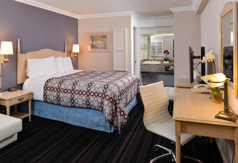 Napa Valley Hotel & Suites, Napa, Zimmer, 1 Queen-Bett, Zimmer
