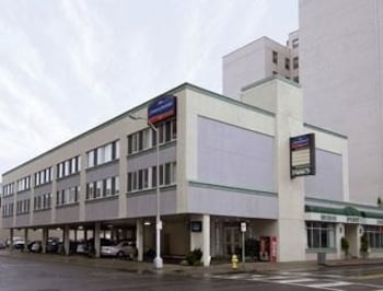 Selline näeb välja Howard Johnson Inn - Atlantic City, Atlantic City
