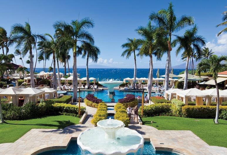Four Seasons Resort Maui at Wailea, קיהיי, מרפסת/פטיו