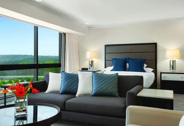 Hyatt Regency Birmingham-The Wynfrey Hotel, Birmingham, Suite, 1King-Bett (Hyatt), Zimmer