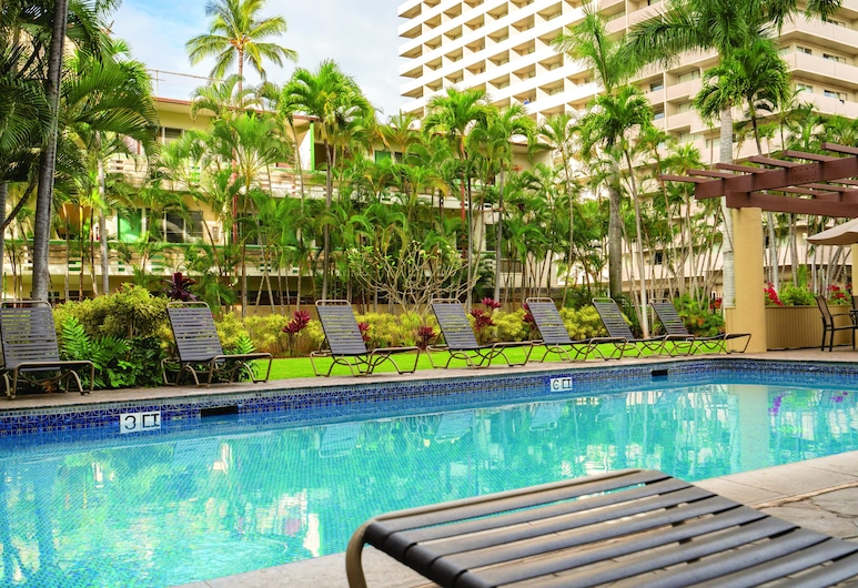 Club Wyndham Royal Garden at Waikiki, Χονολουλού