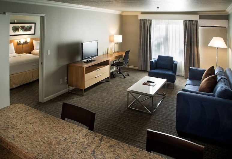 Alexis Park All Suite Resort, Las Vegas, Oturma Alanı