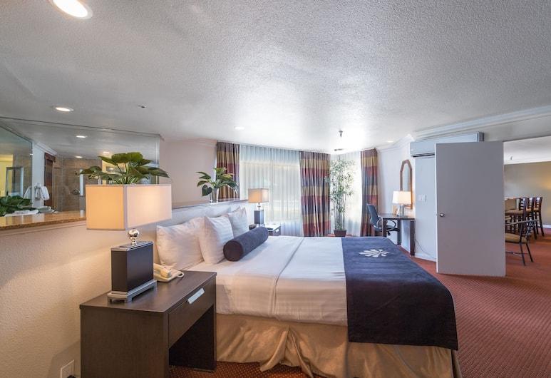 Alexis Park All Suite Resort, Las Vegas, Süit, 1 Yatak Odası, Oda