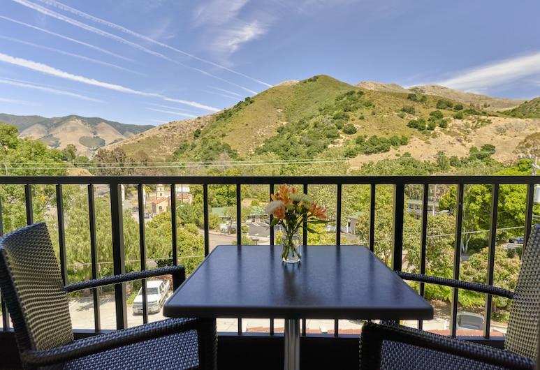 La Cuesta Inn, San Luis Obispo, Kamar Eksekutif, 1 Tempat Tidur King, balkon, Balkon