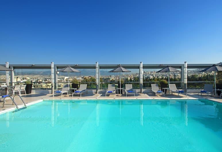Radisson Blu Park Hotel, Athens, Athen, Außenpool