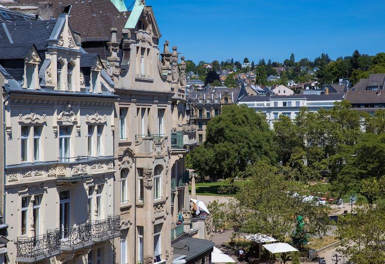 Radisson Blu Schwarzer Bock Hotel, Wiesbaden, Phòng Superior, Ban công, Quang cảnh phòng