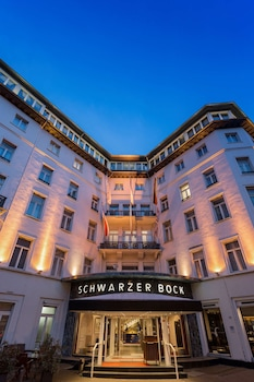 Foto di Radisson Blu Schwarzer Bock Hotel a Wiesbaden
