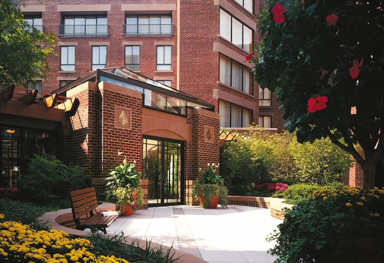 Four Seasons Hotel Washington D.C., Washington, Terrass