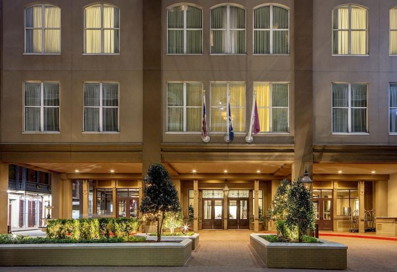 Hyatt Centric French Quarter, New Orleans, Hotellinngang