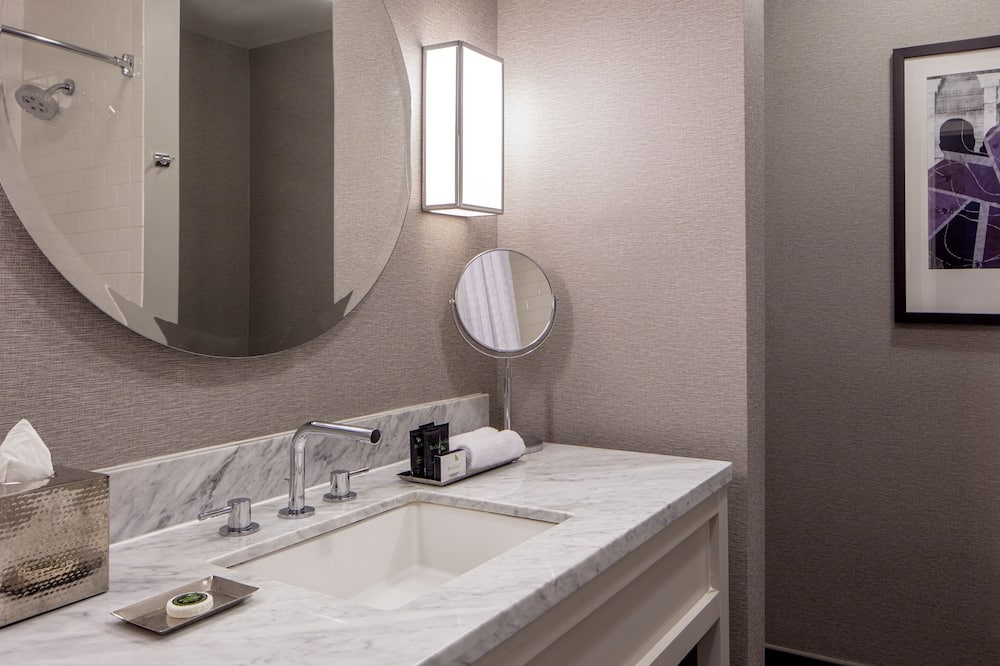 ห้องพัก - อ่างล้างมือ