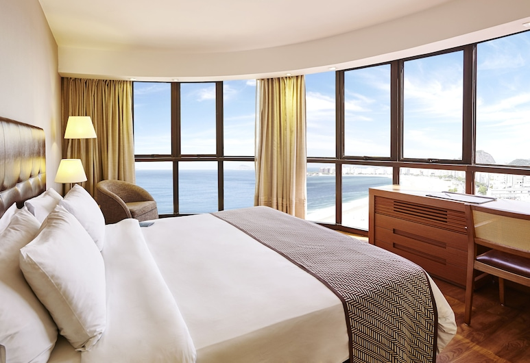 里約熱內盧港灣飯店, 里約熱內盧, Luxo Vista Mar Panoramico, 客房